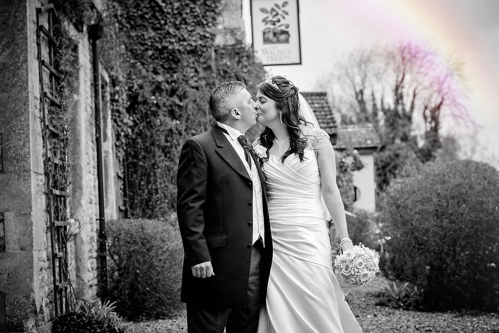 Wedding Photography at the Walnut Tree Inn, Northampton