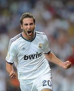 Fussball Primera Division Supercup 2012: FC Barcelona - Real Madrid