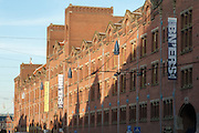 Damrak, Beurs van Berlage, Amsterdam, Holland, Niederlande