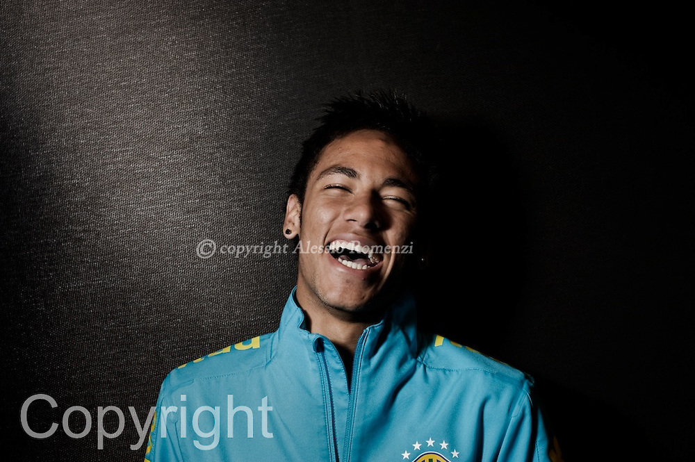 U.S. New Jersey: Neymar Da Silva Santos Junior. November 12, 2012.  Alessio Romenzi for TIME