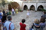 Masseria Salamina , Masserie didattiche