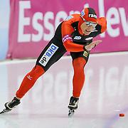 NLD/Heerenveen/20130112 - ISU Europees Kampioenschap Allround schaatsen 2013 dag 2, 3000 meter dames, Claudia Pechstein