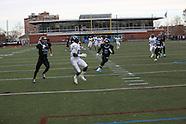 FB: Johns Hopkins University vs. Wesley College (11-23-13)