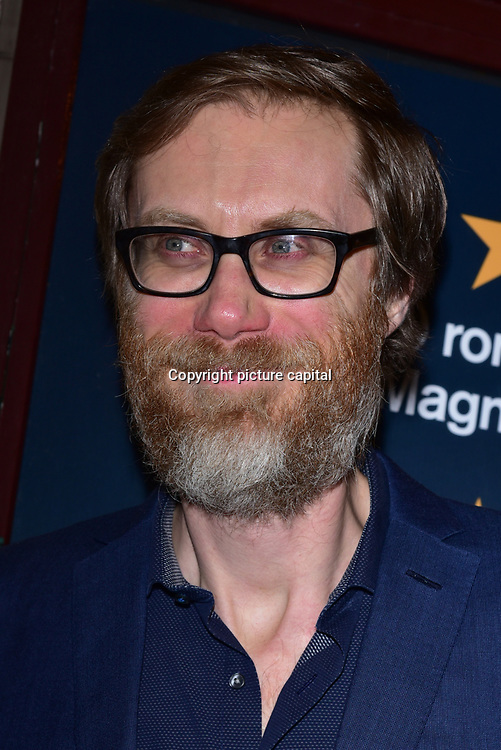London, England, UK. 23 January 2018. Stephen Merchant Arrivers at Beginning - press night at Ambassadors Theatre.