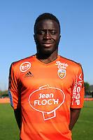 Pape Abdou Paye - 02.11.2015 - Portrait Officiel Lorient<br /> Photo : Philippe Le Brech / Icon Sport
