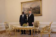 Warsaw - President Duda Hosts Senegal President Macky Sall - 26 Oct 2016