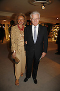 Lord and Lady Stevens of Ludgate. Gala champagne reception and dinner in aid of CLIC Sargent.  Grosvenor House Art and Antiques Fair.  Grosvenor House. Park Lane. London. 14 June 2006. ONE TIME USE ONLY - DO NOT ARCHIVE  © Copyright Photograph by Dafydd Jones 66 Stockwell Park Rd. London SW9 0DA Tel 020 7733 0108 www.dafjones.com