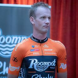 29-11-2018: Wielrennen: Team Roompot Charles: Kamperland <br /> Pieter Weening