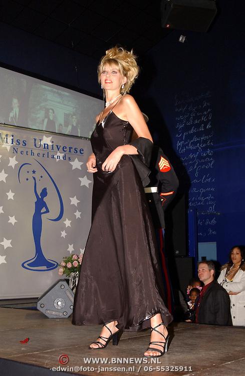 Finale Nederlandse Miss Universe 2004, Marina Poldervaart