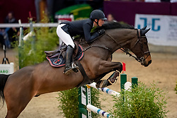 KRAUSE Mascha (GER), Vittorio 12<br /> Neustadt-Dosse - CSI 2019<br /> Youngster Tour Finale 8jährige Pferde<br /> 13. Januar 2019<br /> © www.sportfotos-lafrentz.de/Stefan Lafrentz