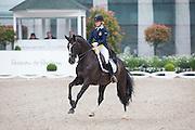 Jeanna Hogberg - Liza Minelli<br /> World Equestrian Festival, CHIO Aachen 2013<br /> © DigiShots