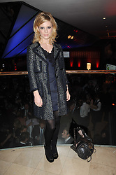 Actress EMILIA FOX at the Costa Book Awards 2009 held at Quaglino's, 16 Bury Street, London SW1 on 26th January 2010.