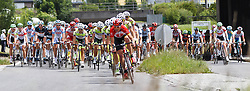 03.07.2011, AUT, Oesterreich Rundfahrt, 1. Etappe, Dornbirn-Goetzis, im Bild, during the 63rd Tour of Austria, Stage 1, EXPA Pictures © 2011, PhotoCredit: EXPA/ P.Rinderer
