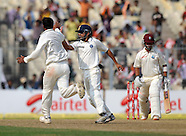 Cricket - India v West Indies 2nd Test D4