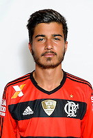 Brazilian Football League Serie A /<br /> ( Clube de Regatas do Flamengo ) -<br /> Matheus de Andrade Gama de Oliveira