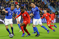 RYAN SESSEGNON (ENGLAND)     <br /> Football friendly match Italy vs England u21<br /> Ferrara Italy November 15, 2018<br /> Photo by Filippo Rubin