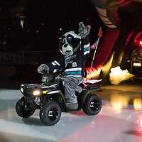 092515 Home Opener - Kamloops Blazers at Kelowna Rockets