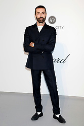 May 23, 2019 - Antibes, Alpes-Maritimes, Frankreich - Giambattista Valli attending the 26th amfAR's Cinema Against Aids Gala during the 72nd Cannes Film Festival at Hotel du Cap-Eden-Roc on May 23, 2019 in Antibes (Credit Image: © Future-Image via ZUMA Press)