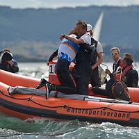 Santander Worlds Laser Medal Race