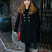 NLD/Amsterdam/20121129 - Inloop Giftsuite 2012, Georgina Verbaan