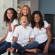 Michelle Betts Family 2016