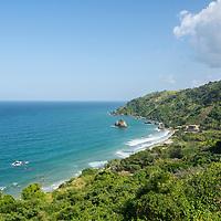 Bahía de Oritapo. Caruao. Estado Vargas. Venezuela. Oritapo Bay. Caruao, State Vargas. Venezuela