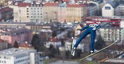 03.01.2014, Bergisel Schanze, Innsbruck, AUT, FIS Ski Sprung Weltcup, 62. Vierschanzentournee, Training, im Bild Dawid Kubacki (POL) // Dawid Kubacki (POL) during practice Jump of 62nd Four Hills Tournament of FIS Ski Jumping World Cup at the Bergisel Schanze, Innsbruck, <br /> Austria on 2014/01/03. EXPA Pictures © 2014, PhotoCredit: EXPA/ JFK