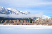 Winter Wonderland, Lake Wenatchee, Washington State