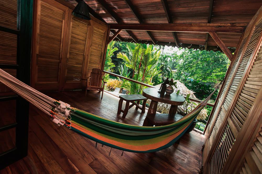 Hotel Banana Azul. Puerto Viejo, Costa Rica. Copyright 2017 Reid McNally.