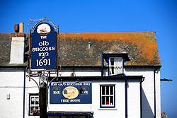 UK CORNWALL SENNEN COVE 10JUN08 - The Old Success Inn, a historic pub established in 1691 in Sennen Cove in Cornwall, western England...jre/Photo by Jiri Rezac / WWF UK..© Jiri Rezac 2008..Contact: +44 (0) 7050 110 417.Mobile:  +44 (0) 7801 337 683.Office:  +44 (0) 20 8968 9635..Email:   jiri@jirirezac.com.Web:    www.jirirezac.com..© All images Jiri Rezac 2008 - All rights reserved.