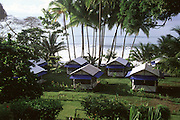 Camp at Corcavodo, Costa Rica