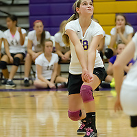 09-25-14 Berryville 7th Grade Volleyball vs. Shiloh Christian