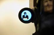 Nederland, Nijmegen, 28-11-2007..Mediadrukte bij de raadsvergadering waarin een vermeende sexuele escapade van PvdA wethouder Depla agendapunt is. Hij zou in de fietsenkelder van het stadhuis orale sex hebben gehad met een VVD raadslid...Foto: Flip Franssen/Hollandse Hoogte