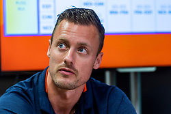06-09-2018 NED: Press conference Netherlands, Doetinchem<br /> Press conference before the first match against Argentina / Jeroen Rauwerdink #10 of Netherlands