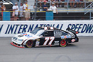 August 16, 2009: 77 Sam Hornish Jr. at the CARFAX 400 race, Michigan International Speedway, Brooklyn, MI.