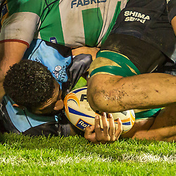 Glasgow Warriors v Benetton Treviso | RaboDirect Pro12  | 4 April 2014
