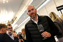 Uros Fakuc iz novogoriske restavracije Dam at International wine festival Top Vino by eVino.si, on October 17, 2016 in Cankarjev Dom, Ljubljana, Slovenia. Photo by Matic Klansek Velej / Sportida
