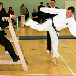 Imperial TaeKwonDo Championships | Dalkeith, Scotland | 15 March 2009