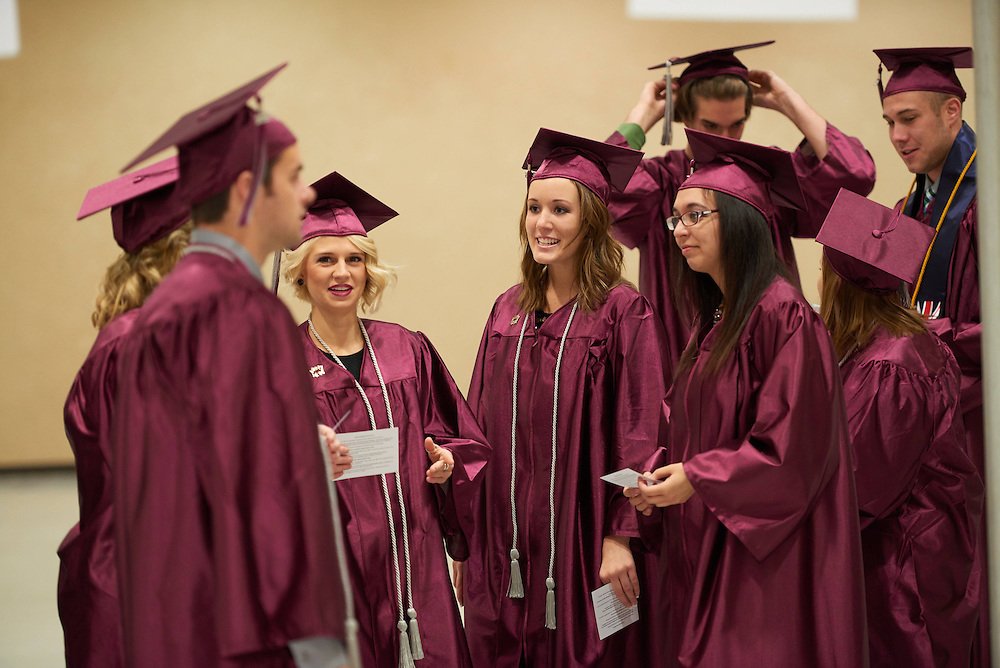 Activity; Graduation; Buildings; La Crosse Center; Location; Inside; People; Professor; Faculty; Student Students; Time/Weather; day; Type of Photography; Candid; Group; UWL UW-L UW-La Crosse University of Wisconsin-La Crosse; Winter; December