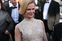 Nicole Kidman at the 'Nebraska' film gala screening at the Cannes Film Festival Thursday 23rd May 2013