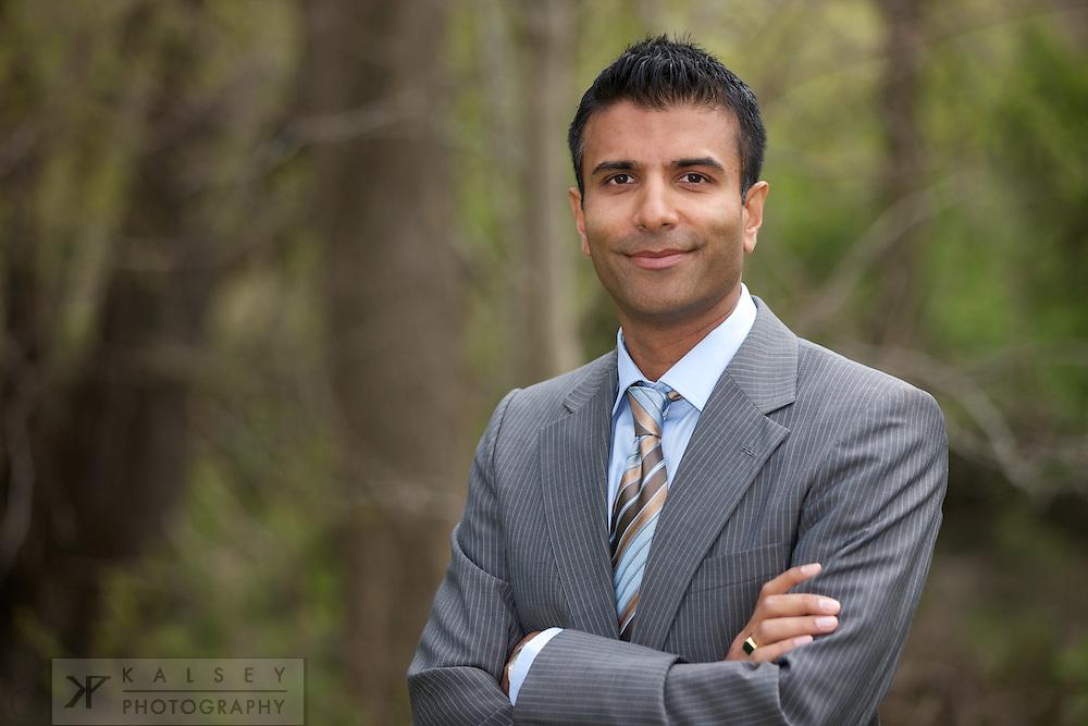 Raj Babber, Owner/President of CLN Mortgages