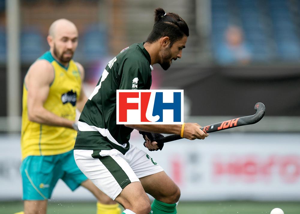 BREDA - Rabobank Hockey Champions Trophy<br /> Australia - Pakistan<br /> Photo: <br /> COPYRIGHT WORLDSPORTPICS FRANK UIJLENBROEK