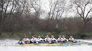 Putney, GREAT BRITAIN,   2009 Pre Boat Race Fixture,  Cambridge [CUBC] vs Leander Club, raced over part of the 'Championship Course' Putney to Mortlake, on the River Thames, Fri. 13.03.2009. [Mandatory Credit, Peter Spurrier / Intersport-images