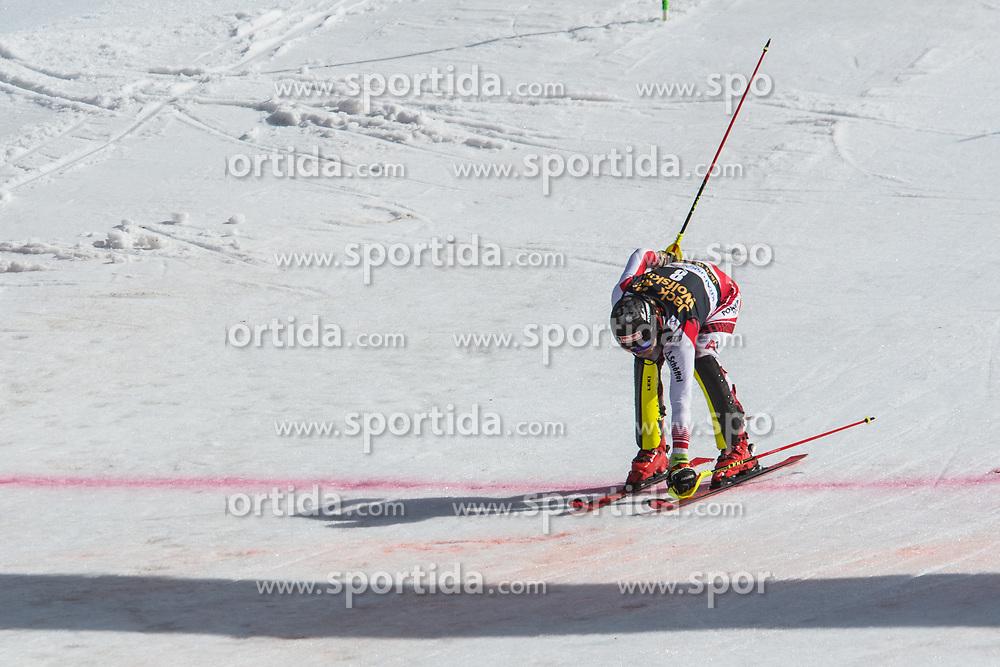 FELLER Manuel of Austria during the Audi FIS Alpine Ski World Cup Men's Slalom 58th Vitranc Cup 2019 on March 10, 2019 in Podkoren, Kranjska Gora, Slovenia. Photo by Peter Podobnik / Sportida