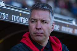 Doncaster Rovers manager Darren Ferguson - Mandatory by-line: Ryan Crockett/JMP - 11/11/2017 - FOOTBALL - The Keepmoat Stadium - Doncaster, England - Doncaster Rovers v Rotherham United - Sky Bet League One