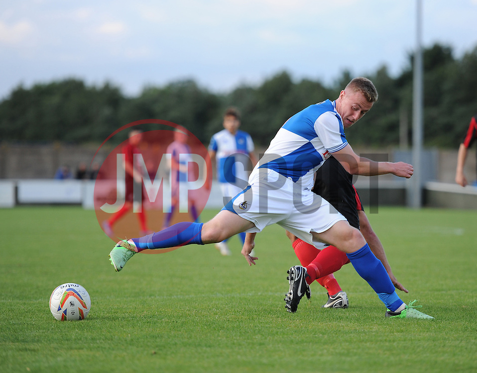 - Photo mandatory by-line: Alex James/JMP - Tel: Mobile: 07966 386802 8/07/2014 - SPORT - FOOTBALL - Corinium - Cirencester -  Cirencester Town V Bristol Rovers - preseason