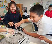 Fourth grade class at Neff Elementary School, May 16, 2013.