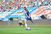Wigan Midfielder Chris McCann during the Sky Bet League 1 match between Wigan Athletic and Barnsley at the DW Stadium, Wigan, England on 8 May 2016. Photo by John Marfleet.