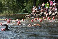 2019-07-20 | Hensmåla, Sweden:Tingsrydskommun : Competitors at Hensmåla Triathlon Tingsrydskommun ( Photo by: Eva-Lena Ramberg )<br /> <br /> Keywords: Tingsrydskommun, Hensmåla, Triathlon, Hensmåla Triathlon, Triathlon, Hensmåla