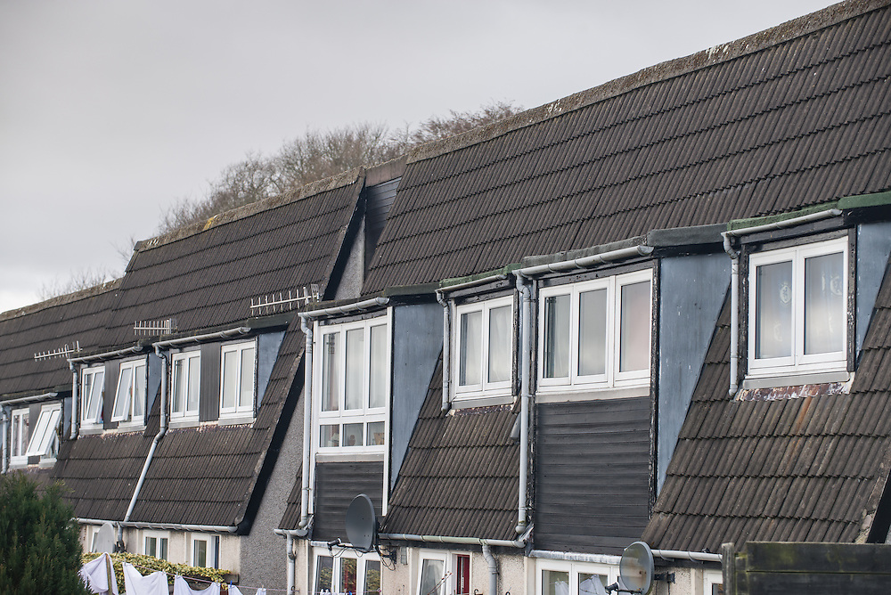 Housing stock managed by Waverley Housing. All in various parts of Hawick, Scottsh Borders.